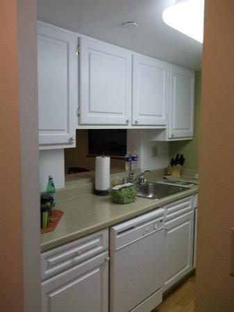 Oakwood Apartments Arlington :                   Kitchen