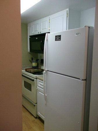 Oakwood Apartments Arlington:                   Kitchen