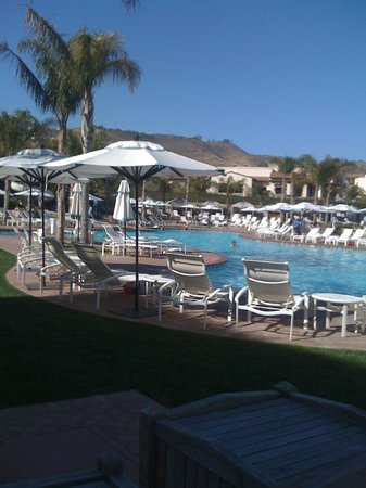 Terranea Resort:                   Family pool