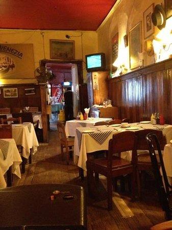 El Venecia : interior