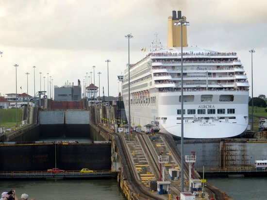 Cruise Ships Pay Fees Based On Cargopassengers Our Ship Paid - Cruise ship fees