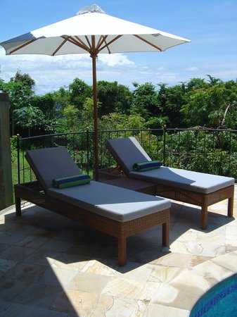 The Raja Singha Luxury Villas Resort:                                                       Perfect relaxation