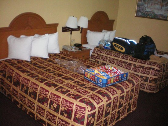Days Inn Orlando/international Drive: 2 camas de casal