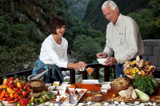 SUMAQ Machu Picchu Hotel: Cooking Class
