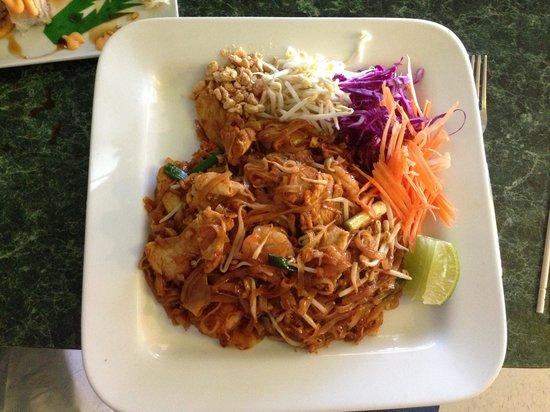 Bangkok Tokyo: My #63 special Pad Thai