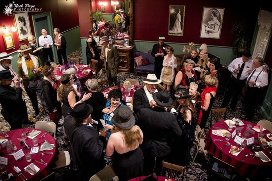 The Weinhard Hotel: Murder Mystery Dinner Party