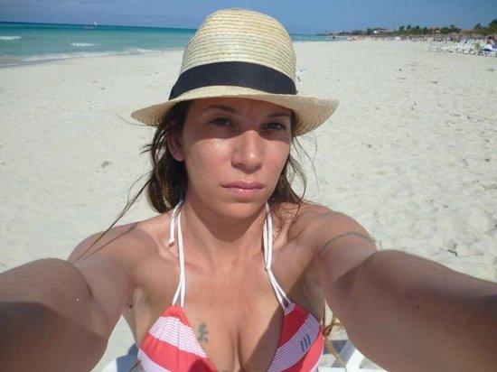 Be Live Experience Las Morlas:                   yo en la playa