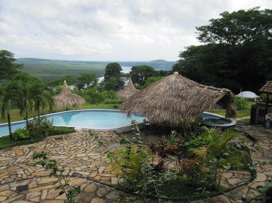 Hacienda Puerta Del Cielo Eco Spa:                                     gorgeous vista