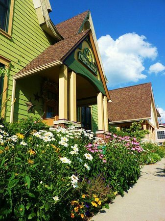 Hartzell House Bed and Breakfast: Welcome to Hartzell House
