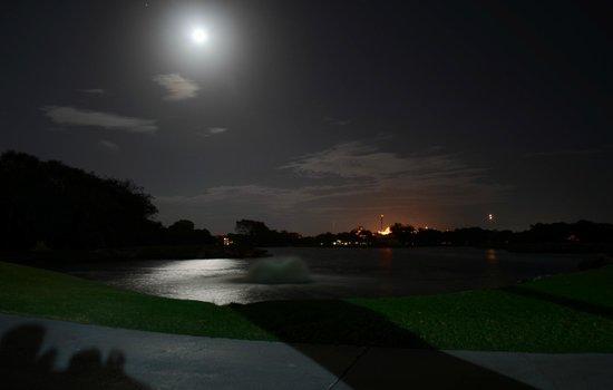 Hotel Riu Lupita:                                     Au golf par un beau clair de lune