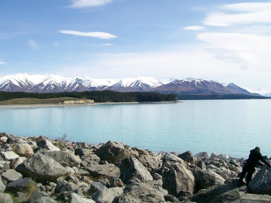 Pinegrove Cottage: Lake Pukaki Vista for Mt Cook/Aoraki