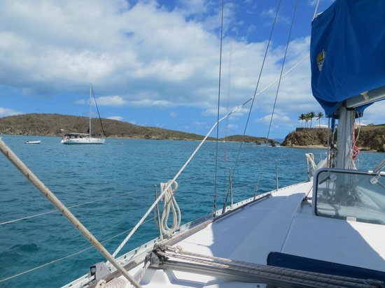 Cloud 9 Sailing Adventures:                   Beautiful Weather on a Beautiful Boat