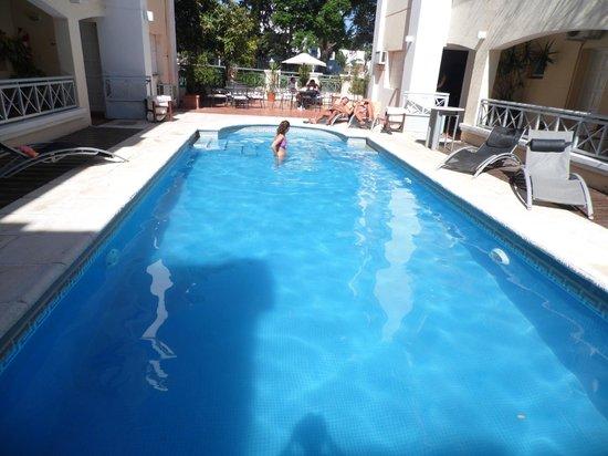 Solares Del Alto Hotel:                   La pileta