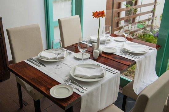 Hotel Casa Beltran: COMEDOR