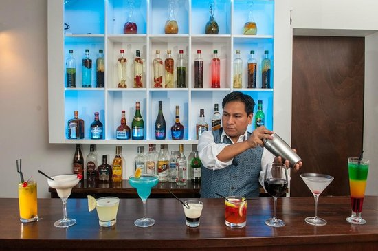 Hotel Casa Beltran: BAR