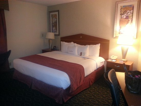 DoubleTree by Hilton Hotel Memphis:                   Such a COMFY bed!