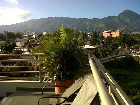 Clarion Suites Las Palmas.:                   Vistas desde la terraza (1)