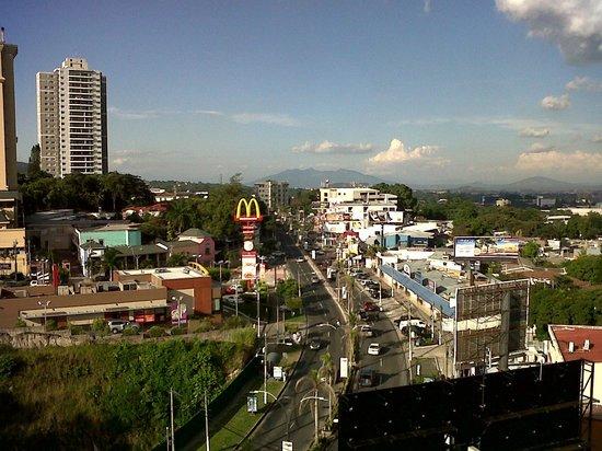 Clarion Suites Las Palmas.:                   Vistas desde la habitación (6)
