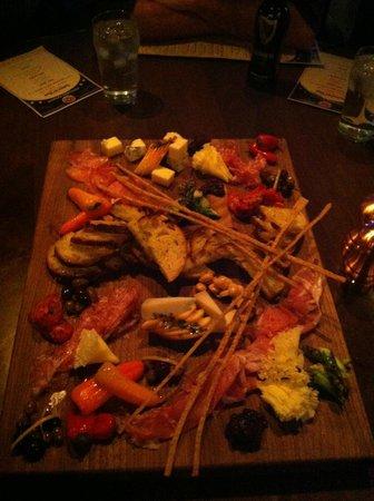 Incredible Antipasti Platter!