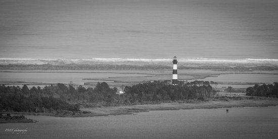 Coastal Helicopters:                                     Beautful Bodie Lighthouse (photo copyrighted)
