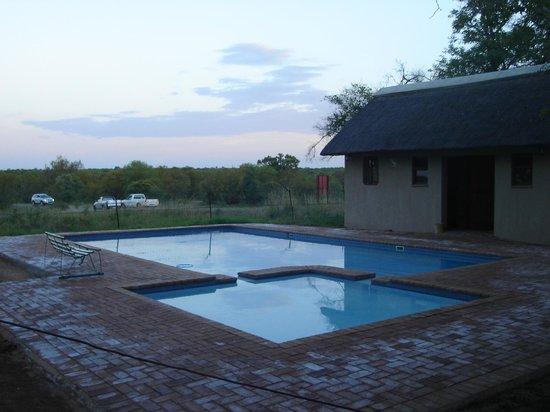 Orpen Rest Camp :                   Pool