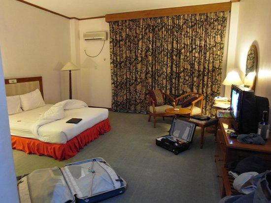 K Paradise Hotel :                   3階部屋の状況