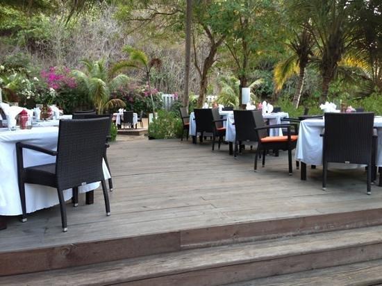 The Beach House Restaurant:                   The Beach House