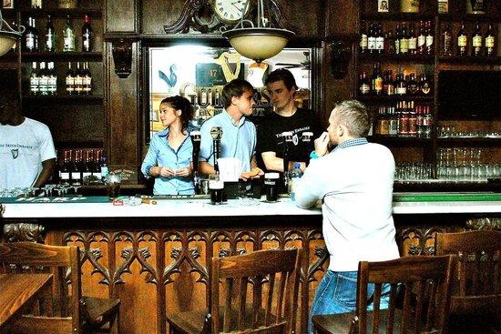 The Irish Embassy, Pub & Restaurant : The Irish Village
