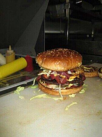 Triple A Burger