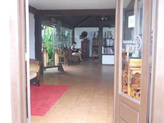Buzios Arambare Hotel:                   Entrada Arambaré
