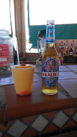 "Island Seas Resort:                   Our favorite drinks from ""Big Daddy"" Tory"