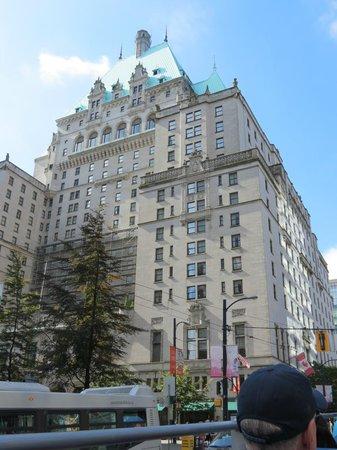 Fairmont Hotel Vancouver: Fairmont Vancouver