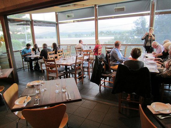 The River Moruya: The River's river side views