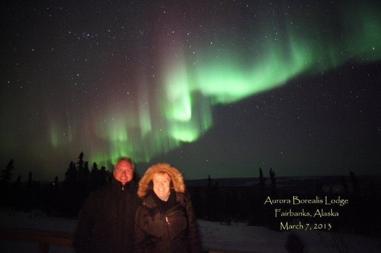 Aurora Borealis Lodge:                   Wonderful!