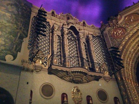 Orpheum Theater :                   Ornate and Elegant