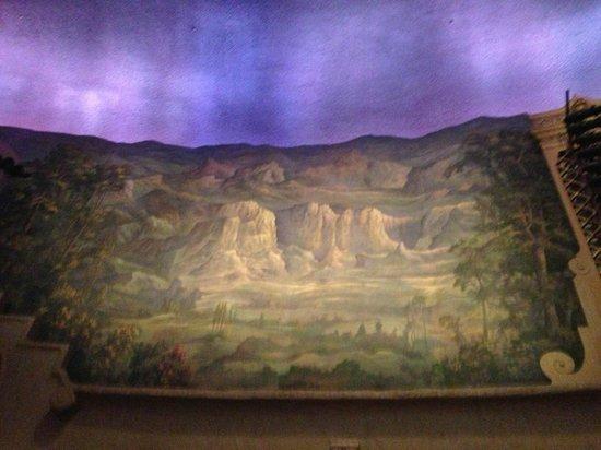 Orpheum Theater :                   Exquisite Murals