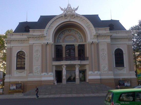 Grand Hotel Saigon: Opera House