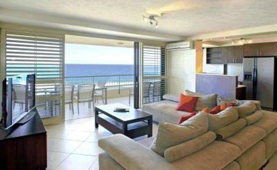 Norfolk Luxury Beachfront Apartments : Beachfront Luxury apartments