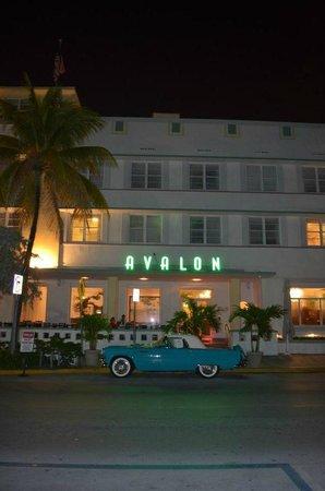 Avalon Hotel: hotel