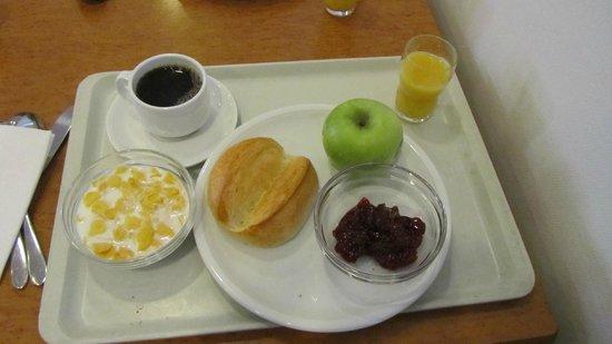 Kolpinghaus Warsberger Hof :                   Breakfast
