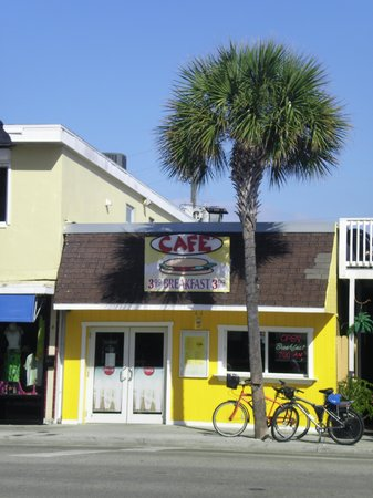 Beach Shanty Cafe:                   This was taken 3-10-13 before we were leaving Florida to head home.