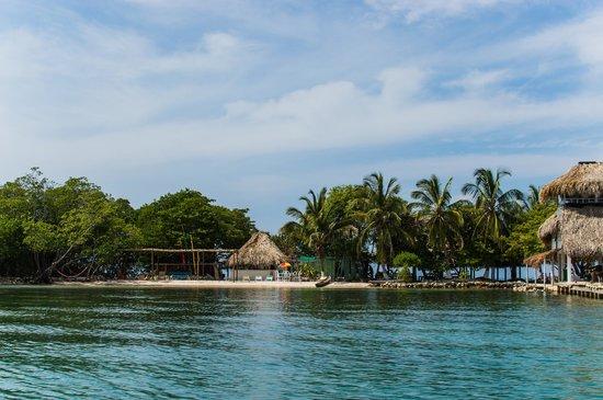 Hotel Puntanorte:                                     Main puntanorte beach area