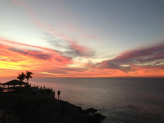 Welk Resorts Sirena Del Mar:                   Sunrise is beautiful each and every morning!  Great with coffee!