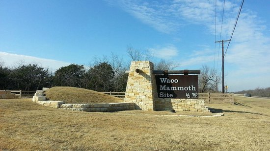 ‪Waco Mammoth National Monument‬