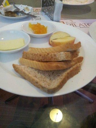 Orange Nest Hotel: Breakfast...