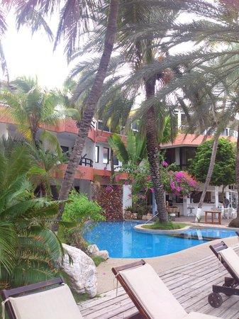Hotel Windsurf Paradise:                                     Piscina