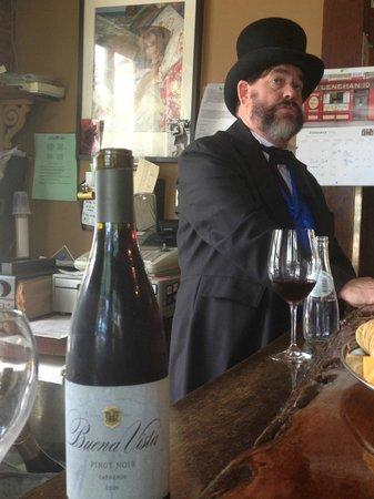Grand Vin: The Count of Buena Vista