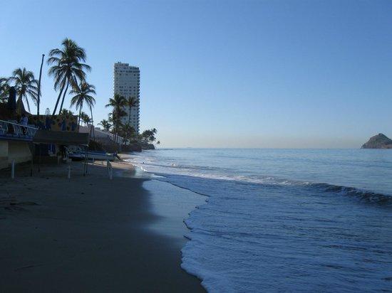 Mariana Beach Apartments & Hotel:                   Our Beach