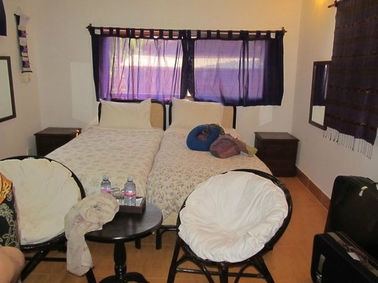 You Khin House: our room