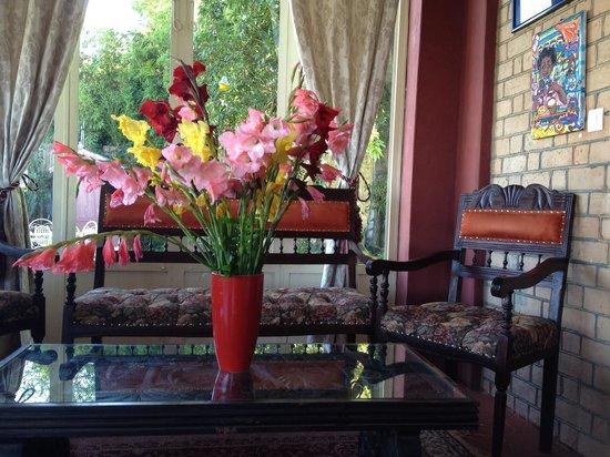 Lokanga Boutique Hotel: seating